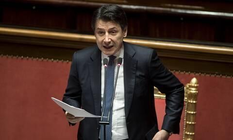 Ιταλία: Lockdown μέχρι τις 3 Μαΐου τη στιγμή που ο Κόντε εμμένει στο αίτημα για ευρωομόλογα