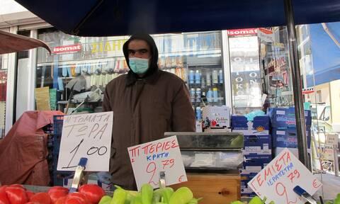 Κορονοϊός: Αυτές είναι οι λαϊκές αγορές που λειτουργούν πλέον στην Αττική – Αναλυτική λίστα