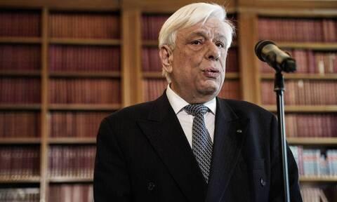 Κορονοϊός: Το μήνυμα του Προκόπη Παυλόπουλου προς Ιταλία και Πορτογαλία