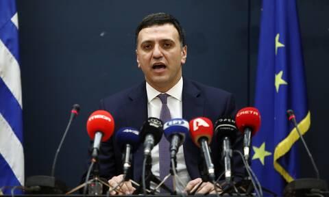 Κορονοϊός: Ο επικεφαλής του ΠΟΥ στην Ευρώπη συγχαίρει τον Κικίλια για την αντίδραση της Ελλάδας