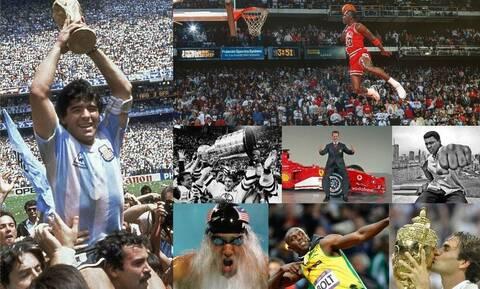 Αυτοί είναι οι αθλητές που άλλαξαν την πορεία των σπορ