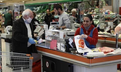 Κορονοϊός: Προσοχή! Δείτε τι να προσέχετε όταν ψωνίζετε στο σούπερ μάρκετ