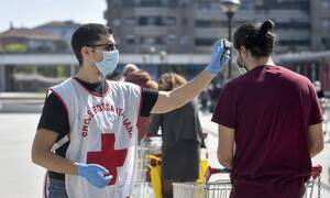 Κορονοϊός - Ιταλία: 619 νεκροί σε ένα 24ωρο - 4.694 νέα κρούσματα