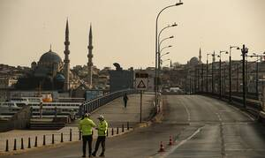 Κορονοϊος-Τουρκία: Στους 1.101 οι νεκροί - Πάνω από 52.000 τα κρούσματα