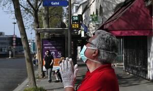 Κορονοϊός Γαλλία: 635 νεκροί σε ένα 24ωρο - 3.114 νέα κρούσματα