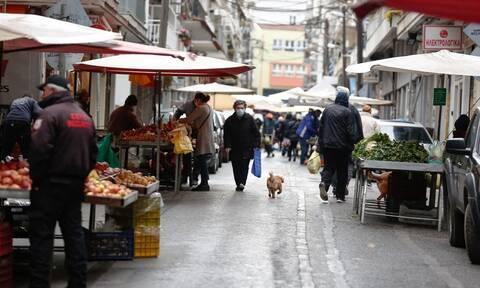 Κορονοϊός στην Ελλάδα: Ανοιχτά σήμερα τα καταστήματα - Πώς θα λειτουργήσουν τη Μεγάλη Εβδομάδα