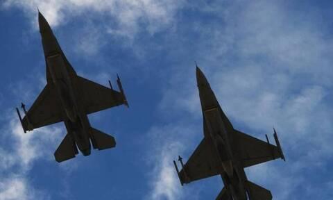«Συναγερμός» στο Αιγαίο: Υπερπτήσεις τουρκικών F-16 πάνω από τέσσερα ελληνικά νησιά