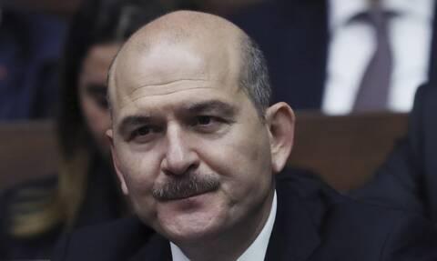 Τουρκία: Παραιτήθηκε ο υπουργός Εσωτερικών