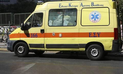 Χανιά: 16χρονος οδηγούσε μηχανάκι και συγκρούστηκε με κοπάδι αρνιών