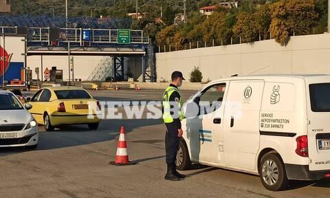 Κορονοϊός-Ρεπορτάζ Newsbomb.gr: «Μπλόκο» της ΕΛ.ΑΣ. στην Ελευσίνα-Ποια έγγραφα πρέπει να έχετε μαζί