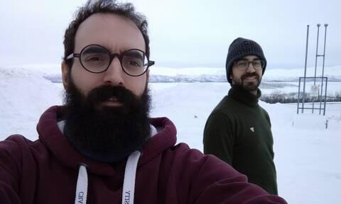 Κορονοϊός: Η συγκλονιστική ιστορία δυο Ελλήνων που εργάστηκαν σε πλήρη απομόνωση στην Αρκτική