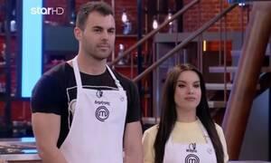 MasterChef: Χωρισμός για το ζευγάρι – Ο Δημήτρης γύρισε στην πρώην του (video)