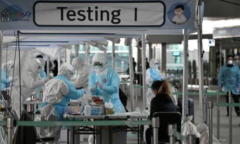 Κορονοϊός - Τρόμος στη Νότια Κορέα: Πάνω από 100 άτομα που νίκησαν τον ιό ξανακόλλησαν