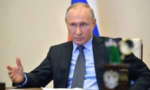 Κορονοϊός - Πούτιν: Η κατάσταση με τον κορονοϊό στη χώρα δεν αλλάζει προς το καλύτερο