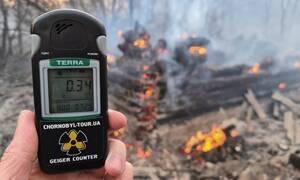 Παγκόσμια απειλή - Τσερνόμπιλ: Η φωτιά πλησιάζει τον πυρηνικό σταθμό