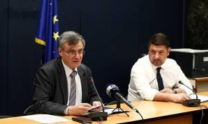 Κορονοϊός: Τσιόδρας –  Τους επόμενους δύο μήνες θα ξέρουμε τι ανοσία έχουμε στην Ελλάδα