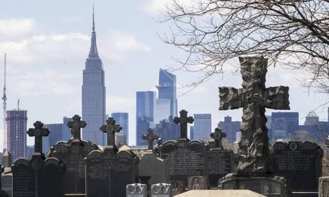 Κορονοϊός – ΗΠΑ: Κυβερνήτης Νέας Υόρκης: Τα χειρότερα πέρασαν - Περισσότεροι από 10.000 νεκροί