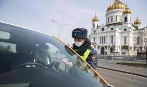 Κορονοϊός – Ρωσία: Το Κρεμλίνο παραδέχθηκε αύξηση της εγκληματικότητας την περίοδο της πανδημίας