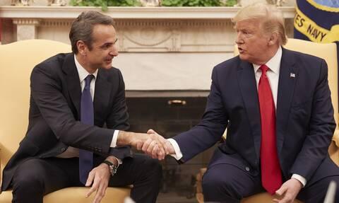 Οι ΗΠΑ στηρίζουν Ελλάδα και χαιρετίζουν τη στάση του Μητσοτάκη απέναντι στις προκλήσεις της Τουρκίας