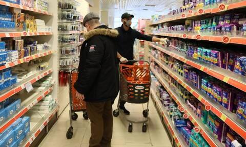Κορονοϊός - Πάσχα 2020: Αυτό είναι το ωράριο των Σούπερ Μάρκετ τη Μεγάλη Εβδομάδα
