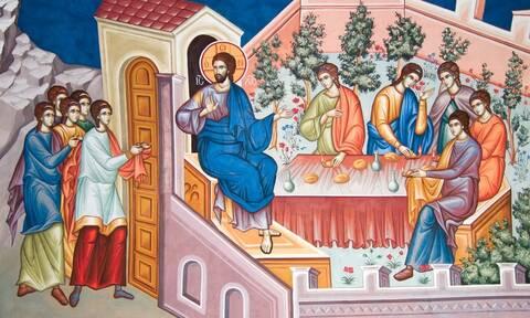 Μεγάλη Τρίτη: Η καταδίκη των Φαρισαίων και το Tροπάριο της Κασσιανής