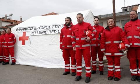 Πράξεις ανθρωπισμού από τον Ελληνικό Ερυθρό Σταυρό - Επιστολή του προέδρου Dr Αντώνιου Αυγερινού