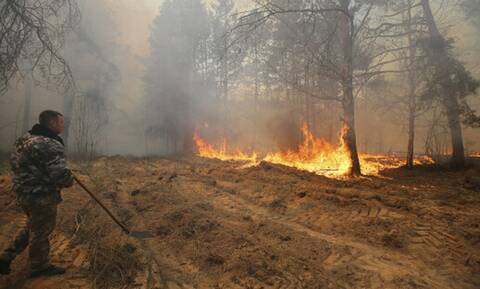 Τσέρνομπιλ - Αγωνία στην Ουκρανία: «Κατασβέστηκε η φωτιά» λέει η κυβέρνηση