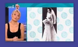 Το πρωινό: Άφωνη η Σκορδά όταν έμαθε ποια είναι η νύφη της φωτό! Δεν το πίστευε! (Photos-Video)