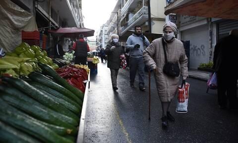 Κορονοϊός: Προσωρινό λουκέτο σε τέσσερις λαϊκές