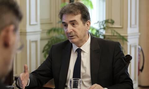 Κορονοϊός - Χρυσοχοΐδης: Το Πάσχα θα το γιορτάσουμε κλεισμένοι αλλά υγιείς