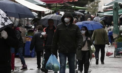 Κορονοϊός στην Ελλάδα: Προσωρινό λουκέτο σε τέσσερις λαϊκές αγορές