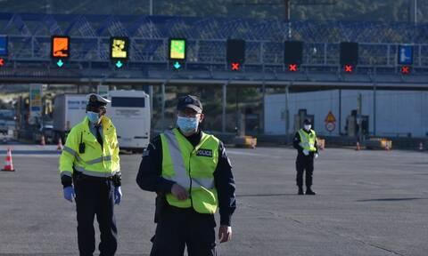 Απαγόρευση κυκλοφορίας: «Χειρόφρενο» στα Ι.Χ. το Πάσχα - Drones στις ταράτσες για τις συναθροίσεις