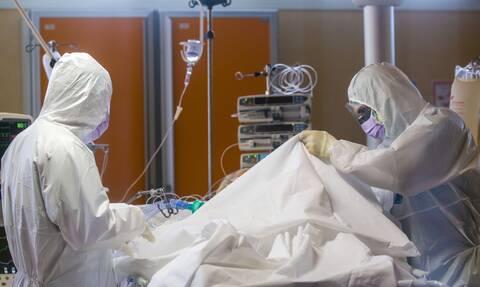 Κορονοϊός: Σοκ και θάνατος στη Νέα Υόρκη - 3.778 νέοι θάνατοι - Πάνω από 10.300 οι νεκροί