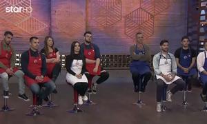 Χαμός στο MasterChef: «Δεν θα πεις εσύ πότε θα τελειώσει η συζήτηση» (video)