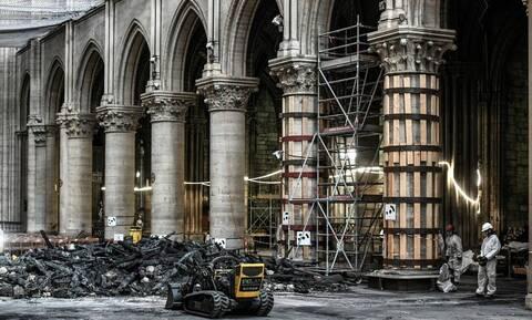 Παναγία των Παρισίων: Φόβος για κατάρρευση της θρυλικής εκκλησίας - Συγκλονιστικές εικόνες του ναού