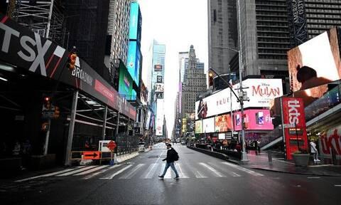 Κορονοϊός: Πόλεις-φαντάσματα σε όλο τον κόσμο