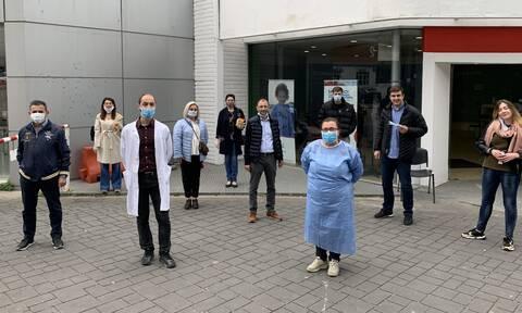 Το Μητρώο πολιτικών στελεχών της Ά Θεσσαλονίκης προσέφερε αίμα