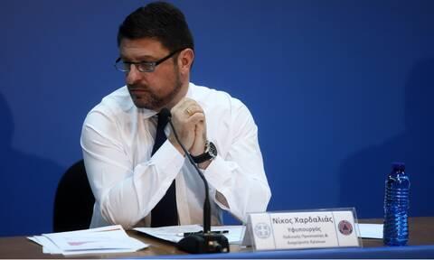 Ο Νίκος Χαρδαλιάς αποκλειστικά στο Newsbomb.gr: Είναι πολύ νωρίς να μιλάμε για άρση των περιορισμών