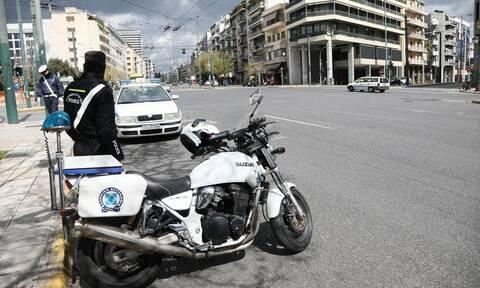 Απαγόρευση κυκλοφορίας: Αυξήθηκε κατά 11% η κίνηση των οχημάτων στην Αττική