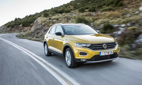 Το δημοφιλές VW T-Roc θα γίνει και plug-in υβριδικό;