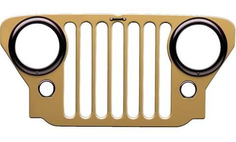 Από που προήλθε η κλασική πλέον μάσκα της Jeep;