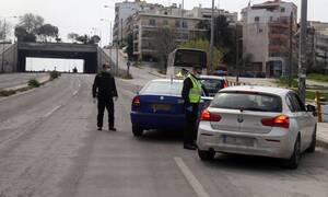 Κορονοϊός: Προσοχή! Μπλόκα για Επιτάφιο και Ανάσταση - Έφοδοι αστυνομικών σε σπίτια και εκκλησίες