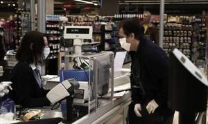 Κορονοϊός - Πασχαλινό ωράριο: Ποιες ώρες θα είναι ανοιχτά τα καταστήματα