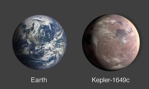 NASA: Σπουδαία ανακάλυψη! Βρέθηκε εξωπλανήτης ίδιος με τη Γη - Οι πιθανότητες να υπάρχει ζωή