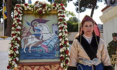 Εορτολόγιο: Πότε θα γιορτάσουμε φέτος τον Άγιο Γεώργιο