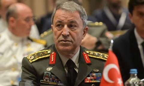 Εκτός ελέγχου οι Τούρκοι: Ο Ακάρ ζήτησε αποστρατικοποίηση 16 νησιών του Αιγαίου