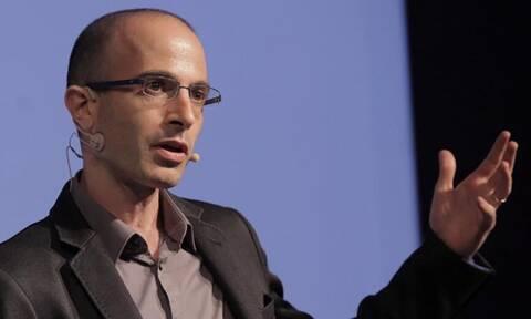 Ο κορυφαίος Ισραηλινός φιλόσοφος Χάραρι: Θα διάλεγα την Ελλάδα για «παγκόσμιο ηγέτη»
