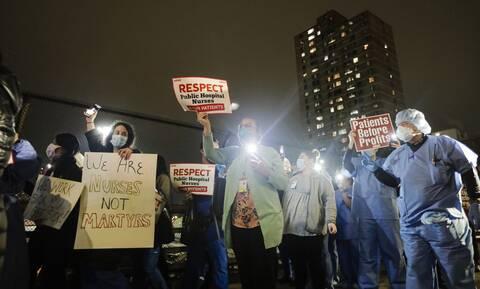 Κορονοϊός ΗΠΑ: Η Νέα Υόρκη παρατείνει την καραντίνα έως τις 15 Μαΐου