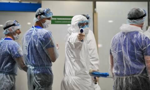 Κορονοϊός στη Ρωσία: 14 νέοι θάνατοι στη Μόσχα - Tους 232 έφθασαν οι νεκροί