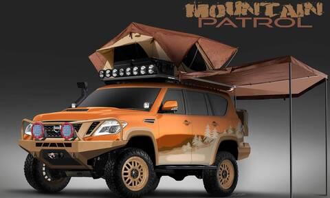 Τι εξοπλισμό πρέπει να έχει ένα SUV για να μη σταματά (σχεδόν) πουθενά;